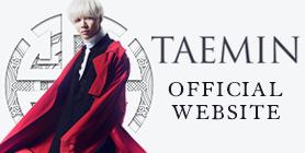 TAEMIN OFFICIAL WEBSITE