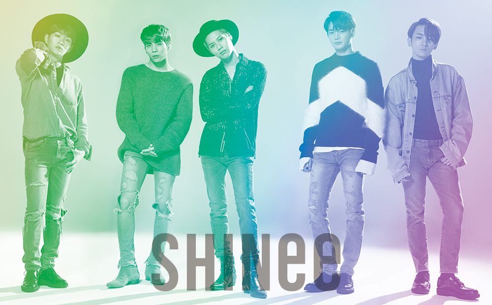 SHINee OFFICIAL WEBSITE